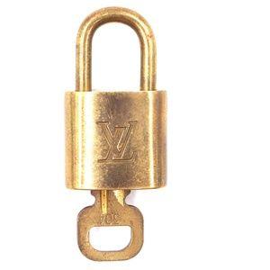 Lock Keepall Speedy Alma Brass and Key Set #304